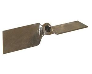 斜叶桨式jiao拌器