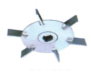 平叶圆盘涡轮