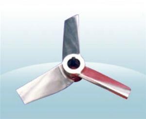 三窄叶旋桨式jiao拌器