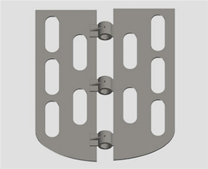板框式搅拌器