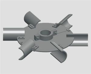 ban詁uechai圆盘涡轮式